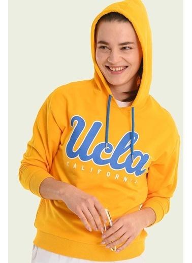 UCLA Sweatshirt Sarı